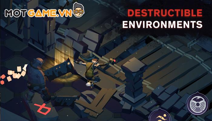 Dread Rune: Roguelike Dungeon Crawler – Nơi cho bạn thỏa sức khám phá các Dungeon bí ẩn