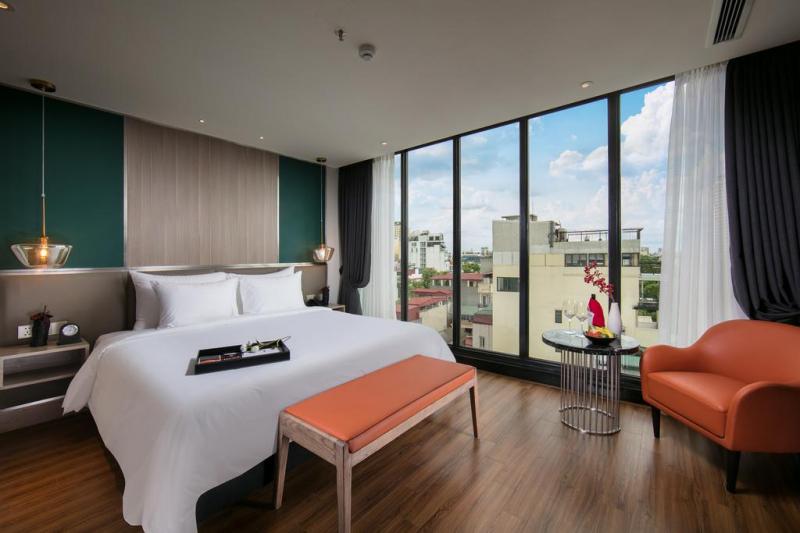 Top 5 Khách sạn tốt nhất phố Hàng Bè, Hoàn Kiếm, Hà Nội