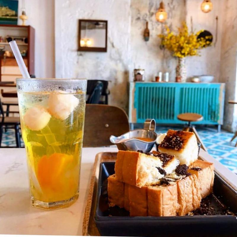 Top 10 Quán cà phê đẹp nhất quận Phú Nhuận, TP. Hồ Chí Minh