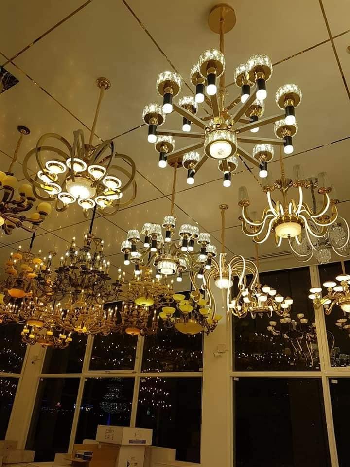 Top 5 Địa chỉ bán đèn trang trí đẹp nhất Bắc Giang