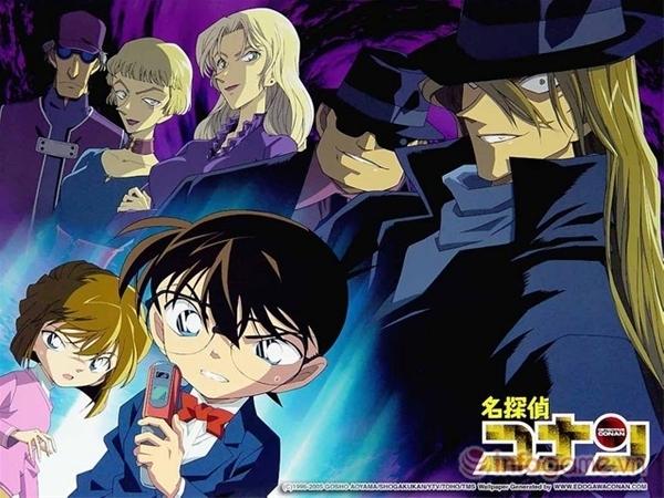 Top 20 Bộ anime với chủ đề trinh thám hay nhất