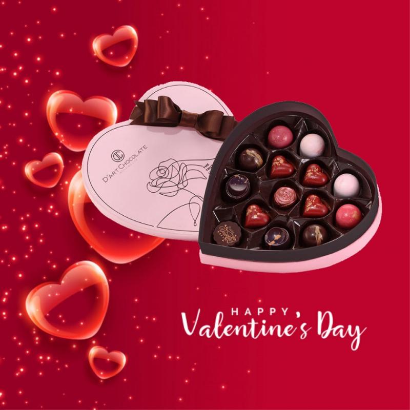 Top 7 Địa chỉ bán chocolate quà tặng valentine ngon nhất Đà Nẵng