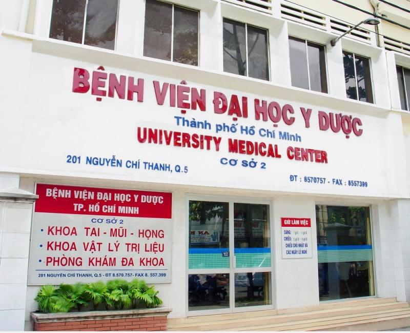 Top 7 Địa chỉ khám tai mũi họng tốt nhất ở thành phố Hồ Chí Minh
