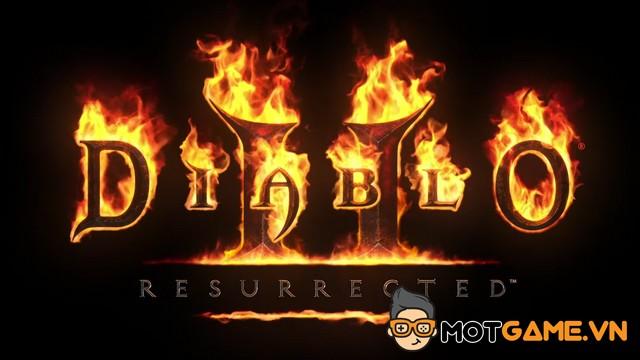 Diablo 2: Resurrected chính thức lên kệ vào tháng 9 năm nay