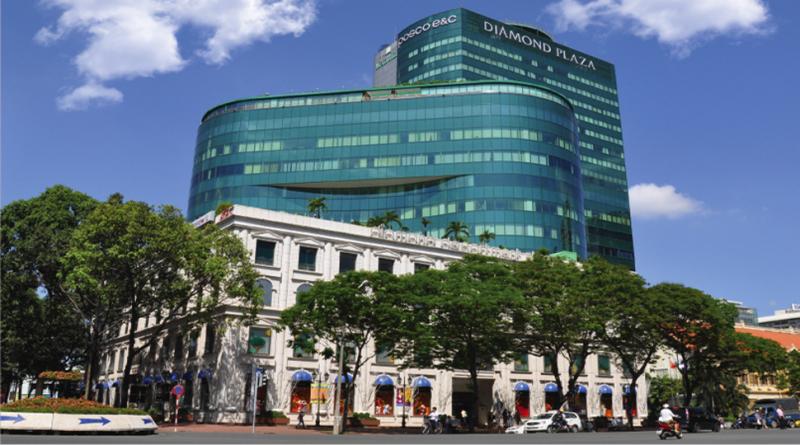 Top 10 Trung tâm thương mại ở thành phố Hồ Chí Minh
