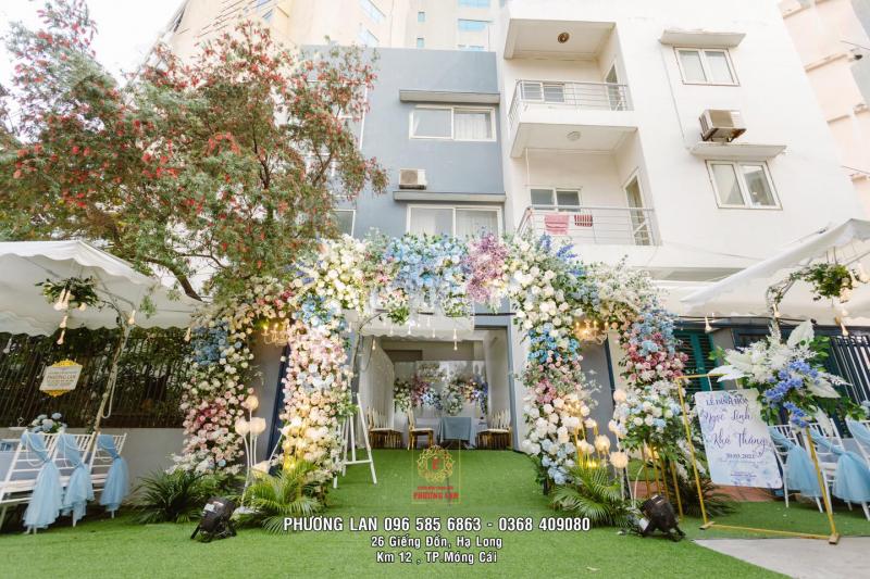 Top 5 Dịch vụ trang trí tiệc cưới đẹp và uy tín nhất Hạ Long