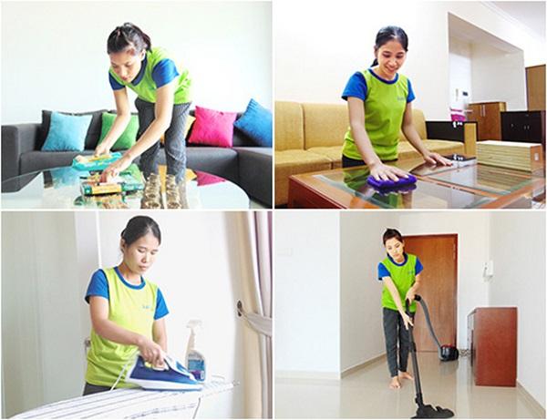 Top 8 Dịch vụ vệ sinh nhà tốt nhất ở TPHCM