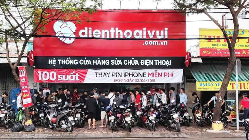 Top 8 Địa chỉ sửa chữa điện thoại tốt nhất quận Cầu Giấy, Hà Nội