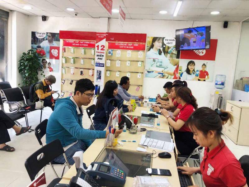 Top 10 Địa chỉ sửa chữa điện thoại uy tín nhất quận Thủ Đức, TP. HCM