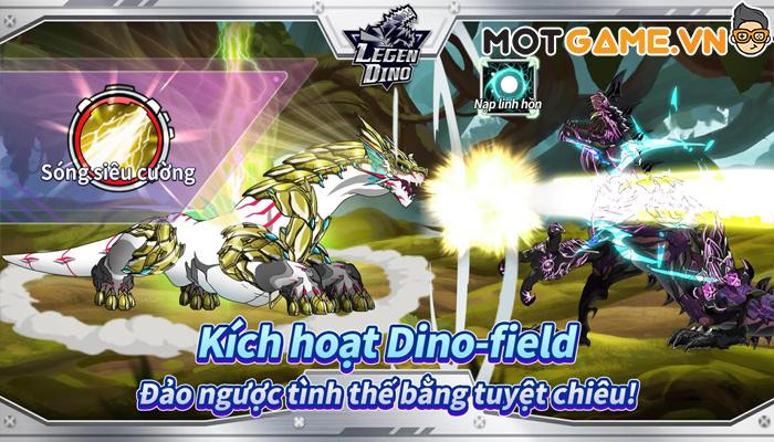 Legendino: Dinosaur Battle mang cả Thế Giới khủng long vào chiếc điện thoại của bạn