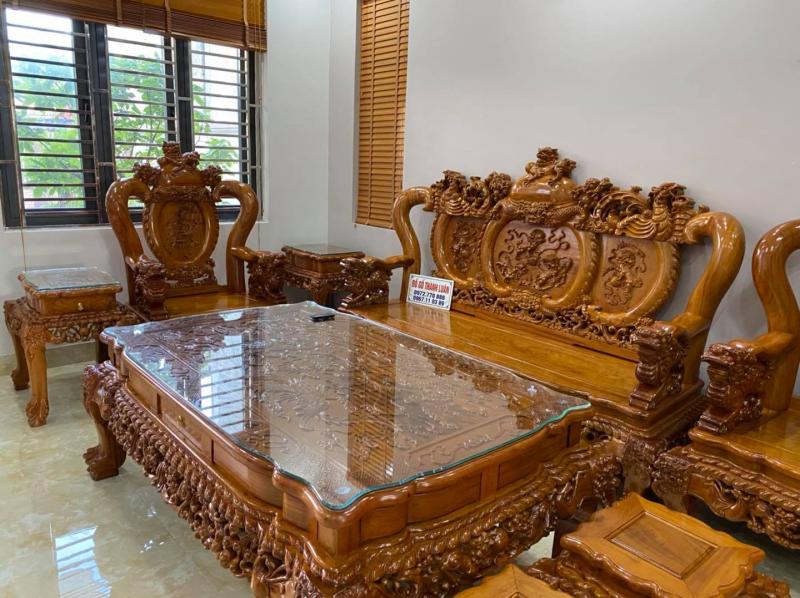 Top 8 địa chỉ bán đồ gỗ nổi tiếng tại Hà Nội