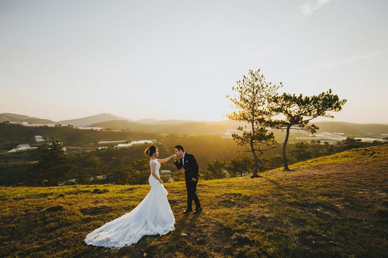 Top 20 địa điểm chụp ảnh cưới đẹp nhất tại Đà Lạt