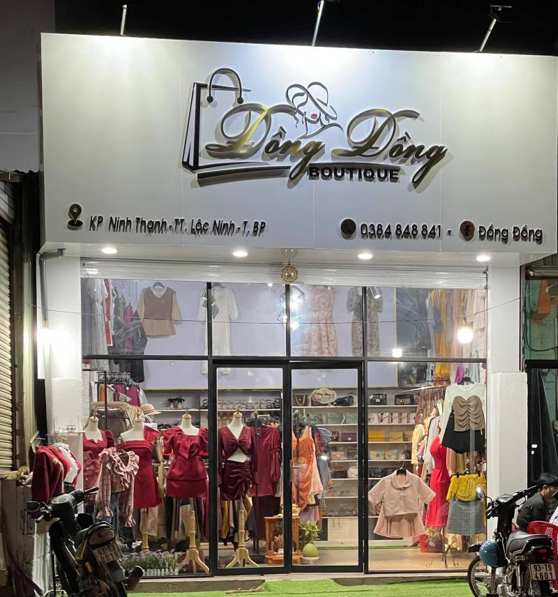 Top 5 Shop quần áo nữ đẹp và chất lượng nhất Lộc Ninh, Bình Phước