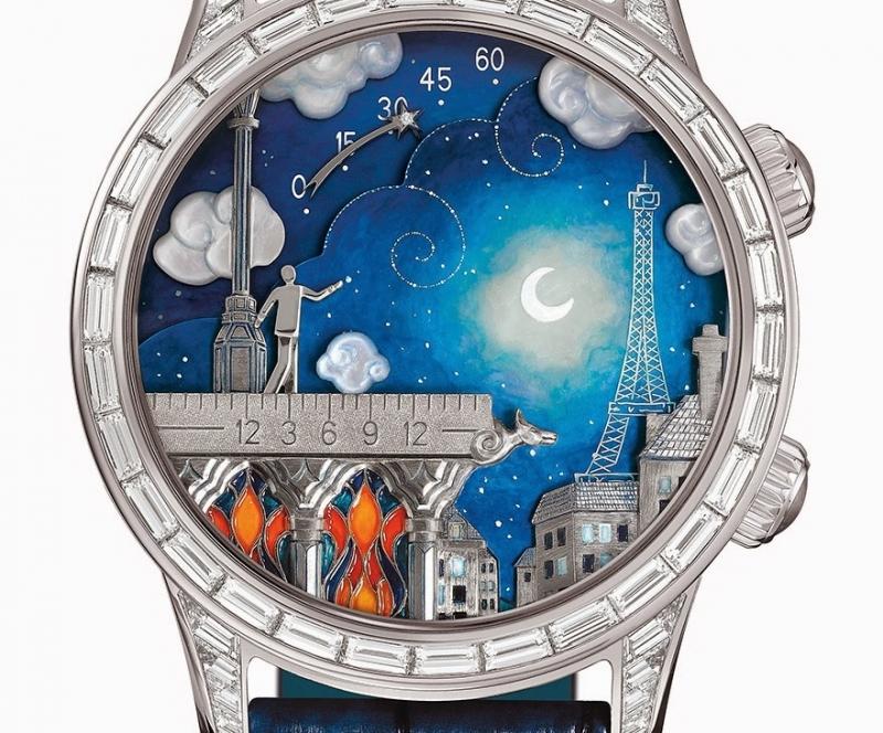 Top 20 đồng hồ có thiết kế độc đáo nhất