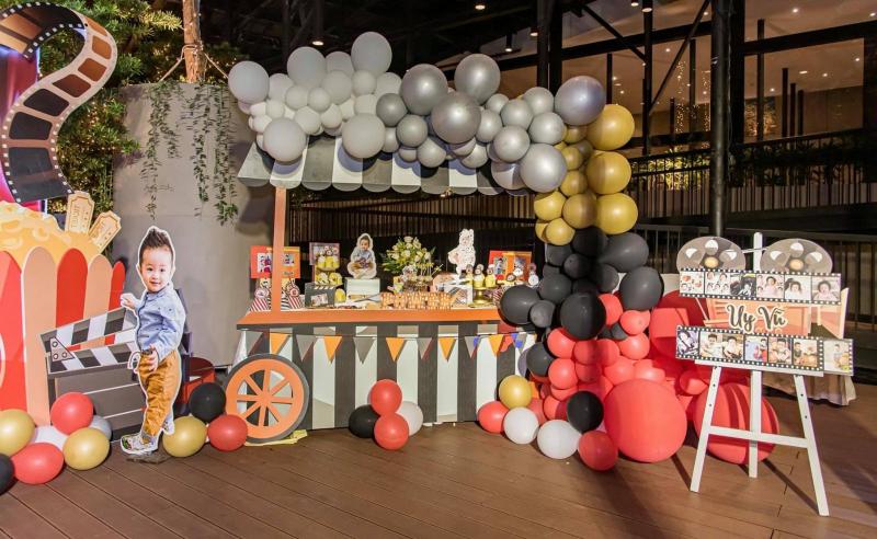 Top 6 Dịch vụ trang trí tiệc sinh nhật cho bé đẹp và uy tín nhất tại TP HCM