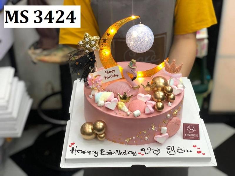 Top 6 Tiệm bánh sinh nhật ngon và chất lượng nhất Hòa Bình.