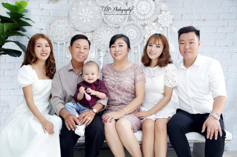 Top 7 Địa chỉ chụp ảnh gia đình đẹp và chất lượng nhất TP. Biên Hòa, Đồng Nai