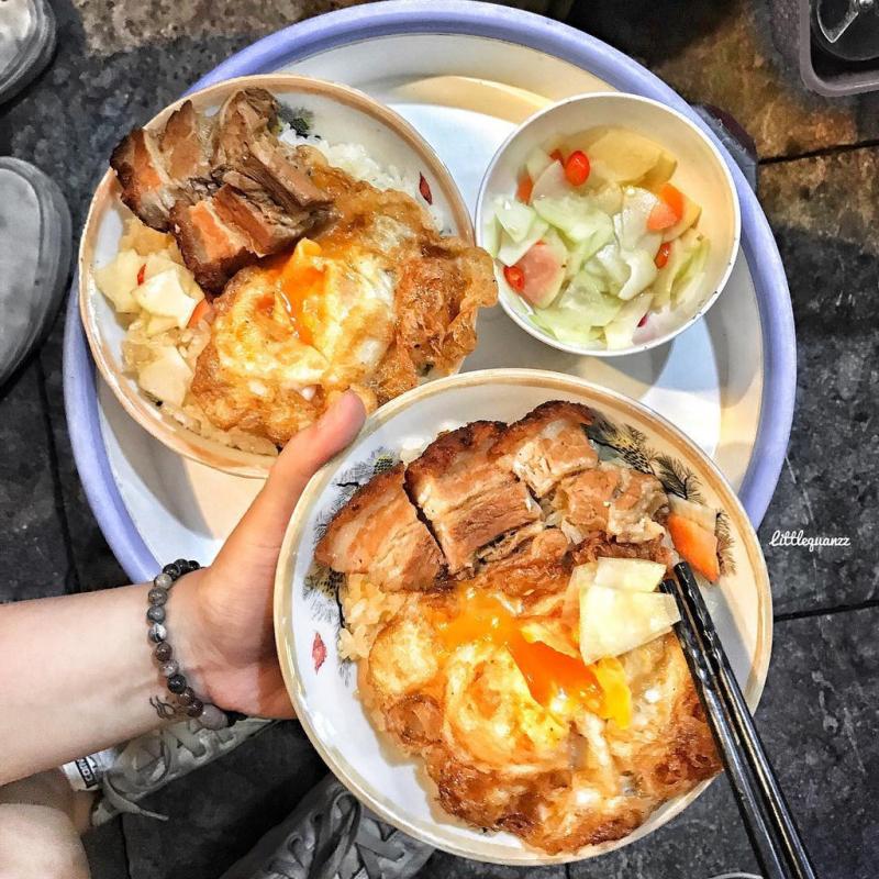 Top 10 Hàng xôi sườn cay ngon nhất tại Hà Nội cho tín đồ ăn cay