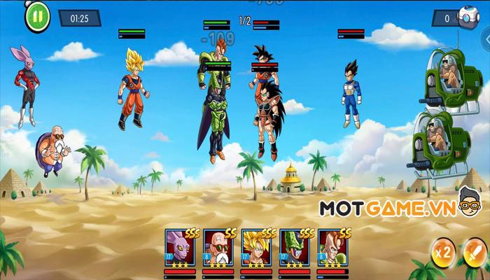 Rồng Thần Huyền Thoại Mobile – Tựa game chuẩn nguyên tác Dragon Ball chuẩn bị cập bến Việt Nam