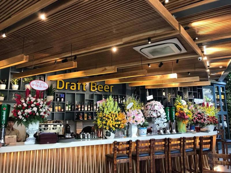Top 7 Nhà hàng bia tươi ngon nhất Đà Nẵng
