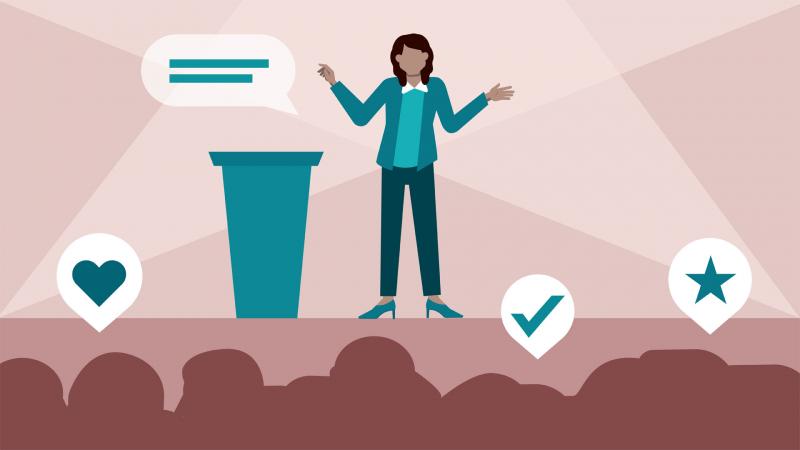 Top 10 điều cần tránh khi thuyết trình trước đám đông