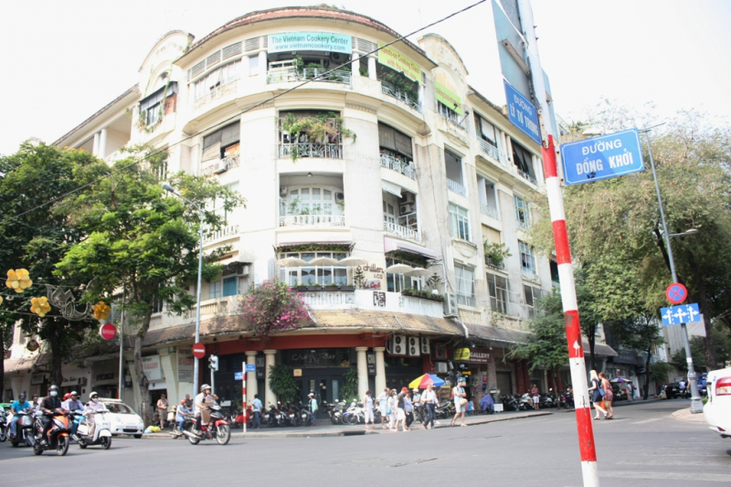 Top 6 Con đường mua sắm tại trung tâm quận 1, TP.HCM