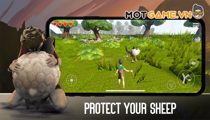 DvG Conquering Giants game mobile về chàng tí hon David