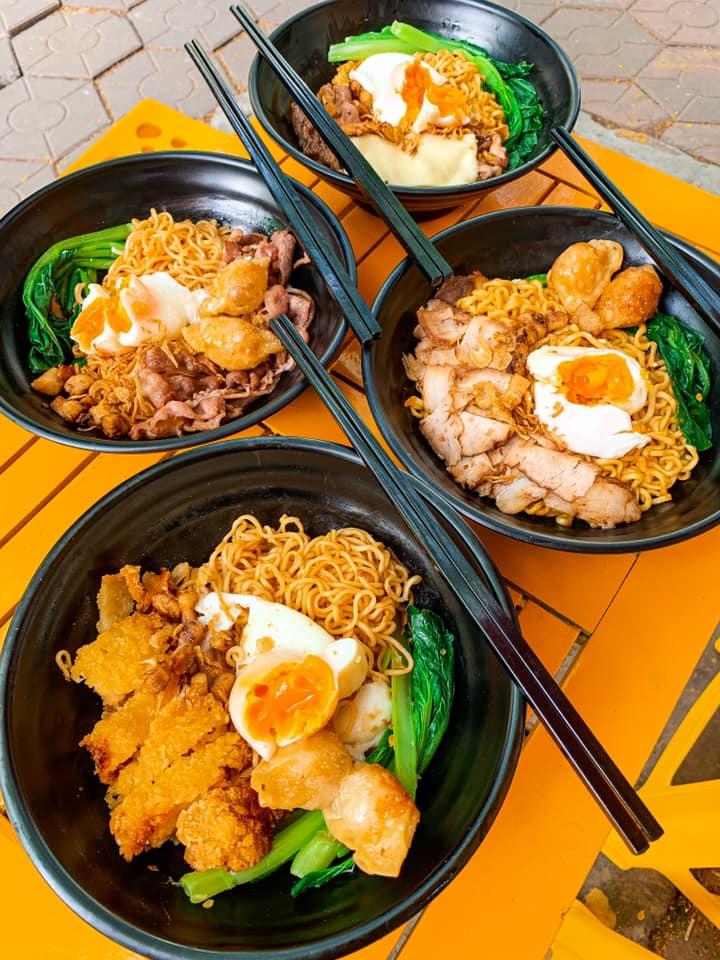 Eat Me-Tiệm Mì Gõ