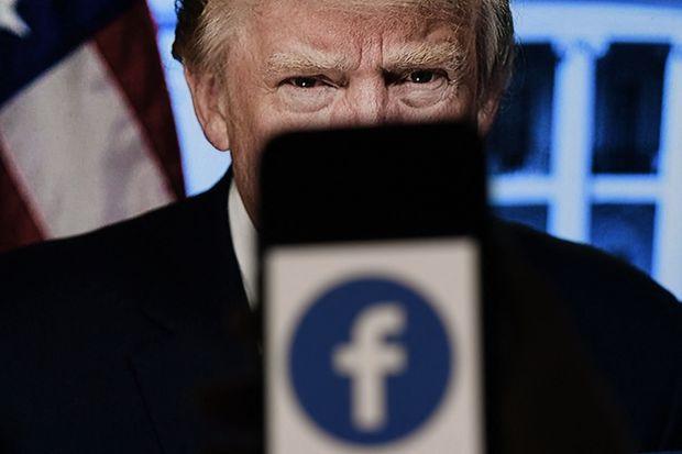 Bao giờ ông Trump được khôi phục tài khoản Instagram và Facebook?