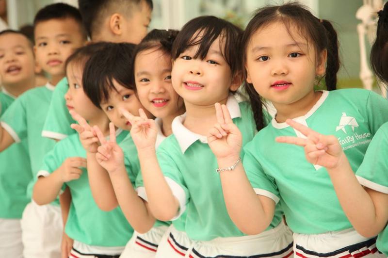 Top 5 Trường mầm non quốc tế song ngữ gần Times City