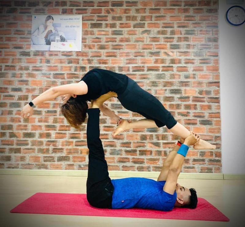 Top 5 Trung tâm dạy yoga uy tín nhất tại Vĩnh Phúc