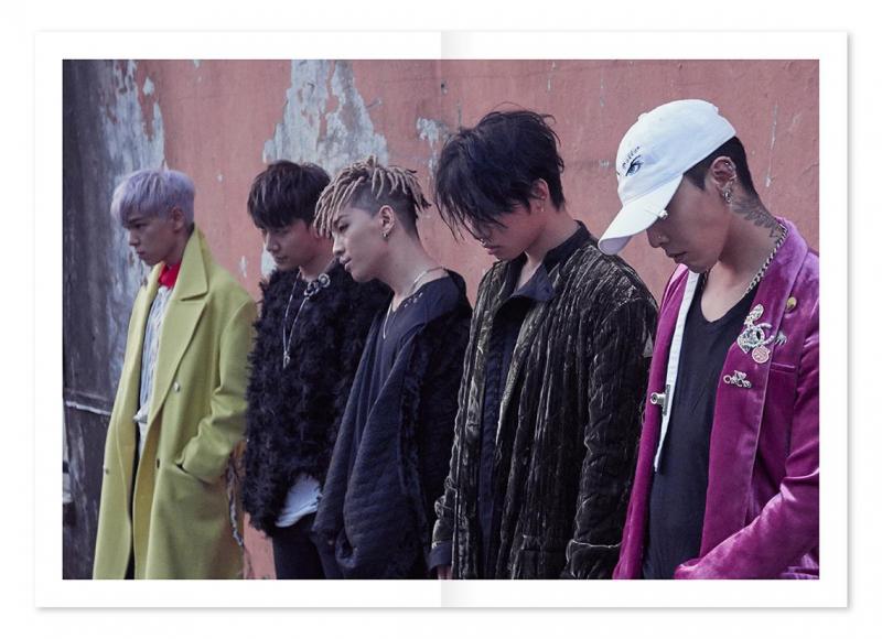 Top 17 MV có lượt xem khủng nhất của BigBang