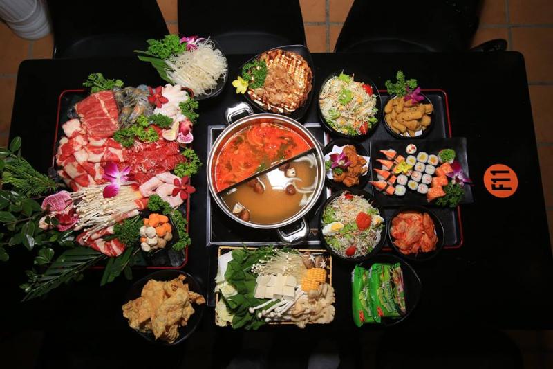 Top 11 Nhà hàng tổ chức, đặt tiệc 30/4 – 1/5 lý tưởng ở Hà Nội