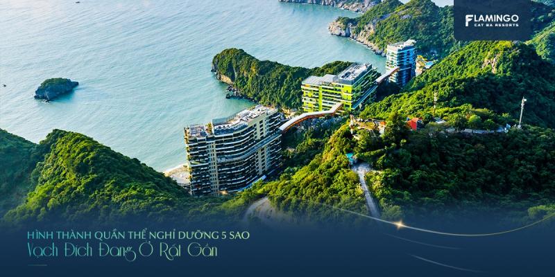 Top 8 Khách sạn ở Cát Bà gần biển bạn nên lựa chọn nhất