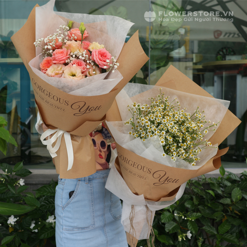 Top 12 Shop hoa tươi nổi tiếng nhất Hà Nội