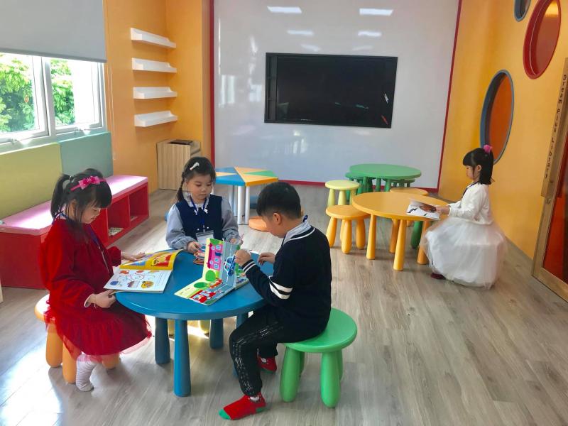 Top 9 Trường mầm non tư thục tốt nhất quận Hai Bà Trưng, Hà Nội
