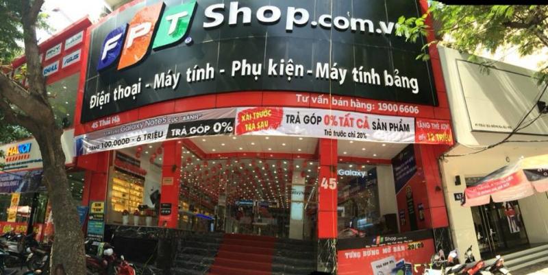 Top 6 Cửa hàng bán điện thoại uy tín nhất tại quận 6, TP. HCM