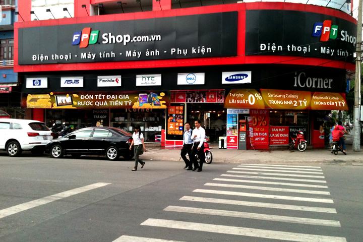 Top 7 Cửa hàng bán điện thoại uy tín nhất ở Hà Nội