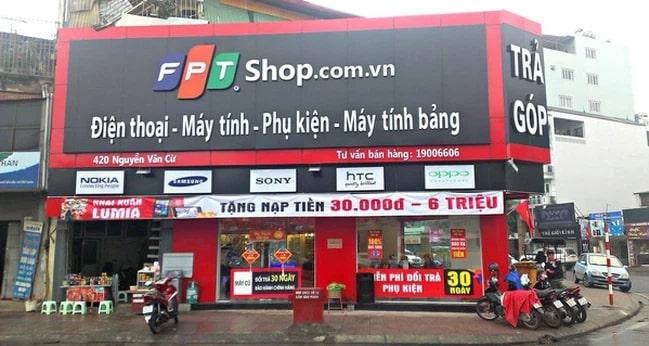 Top 7 địa chỉ mua Laptop uy tín nhất tại Hà Nội