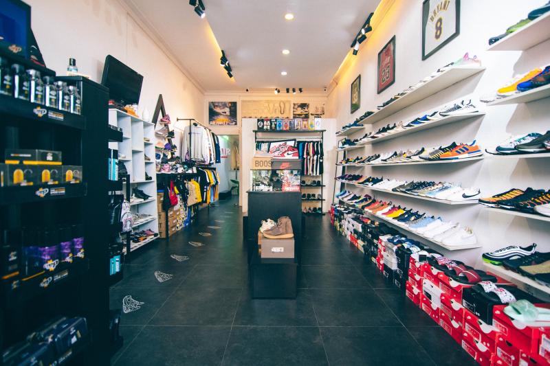 Top 5 Shop bán giày sneaker chất lượng trên instagram