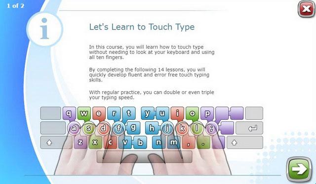 Top game giúp luyện gõ bàn phím nhanh 10 ngón