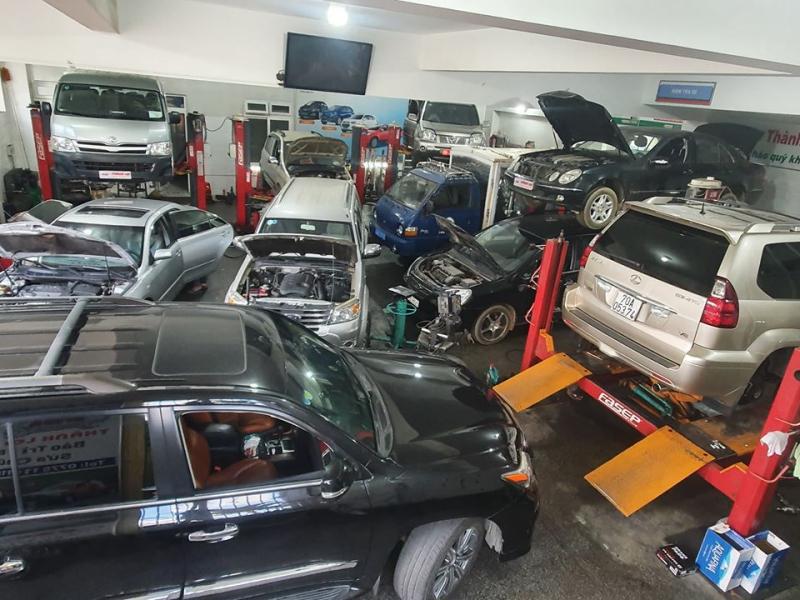Top 4 Xưởng/Gara sửa chữa ô tô uy tín và chất lượng ở Đà Lạt