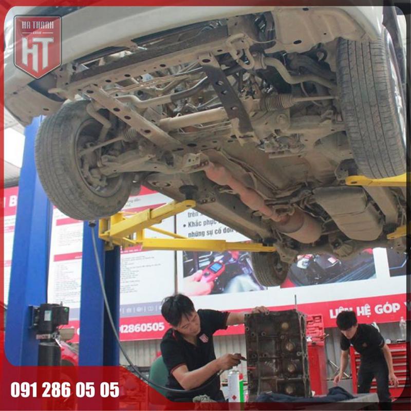 Top 10 Xưởng/ Gara sửa chữa ô tô uy tín và chất lượng ở Hà Nội