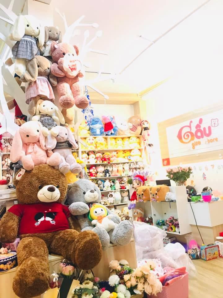Top 4 Địa chỉ mua thú nhồi bông đẹp và chất lượng nhất Vĩnh Phúc