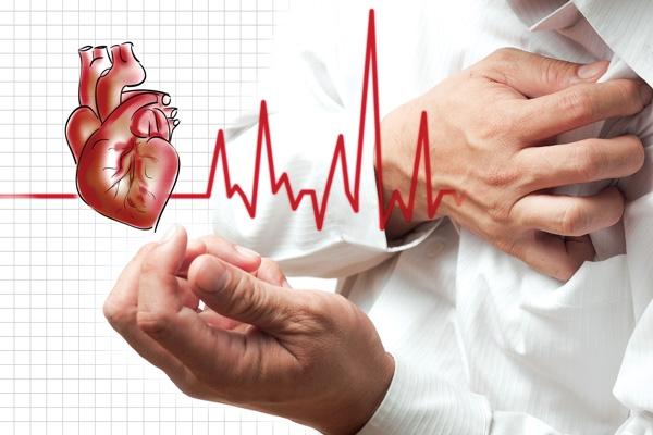 Gây ra những vấn đề tim mạch