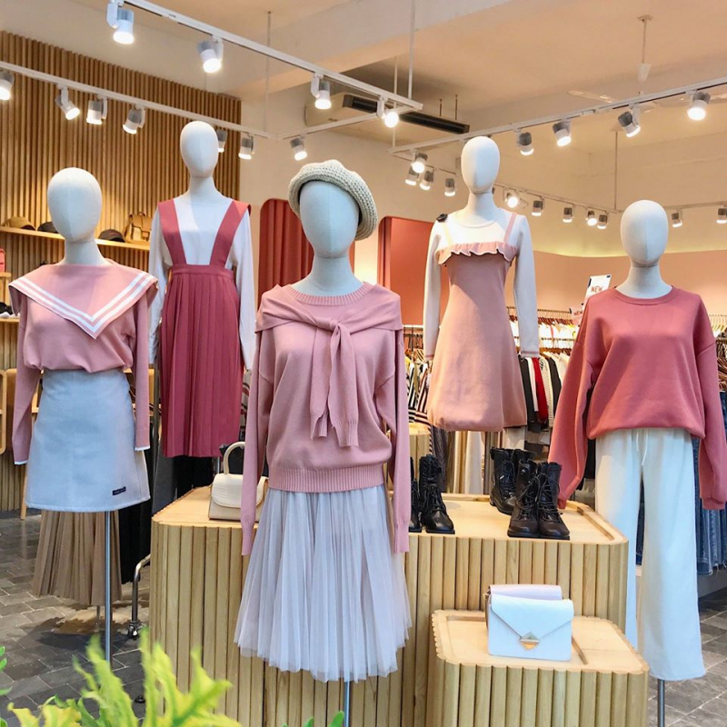 Top 10 Shop quần áo nữ đẹp và chất lượng nhất tại quận Thanh Xuân, Hà Nội