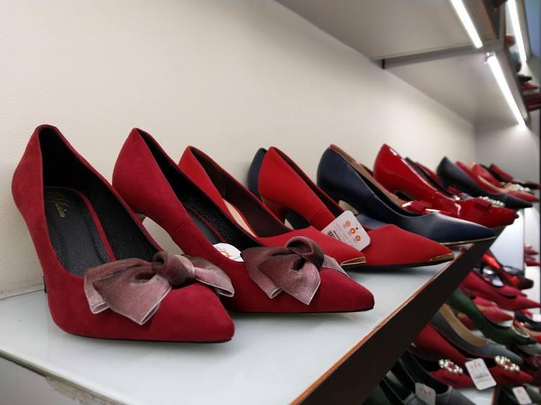 Top 7 Shop giày nữ đẹp nhất quận Hải Châu, Đà Nẵng