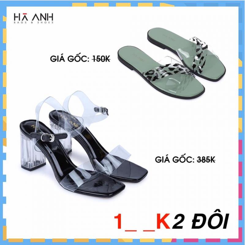 Top 6 Shop giày nữ đẹp nhất TP. Rạch Giá, Kiên Giang