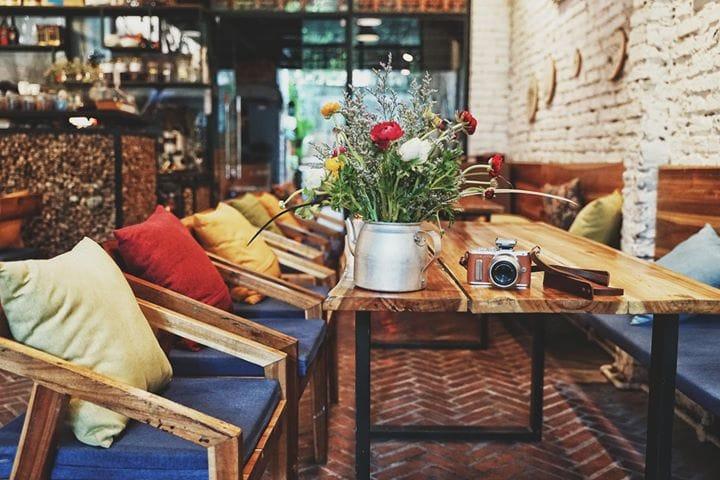 Top 7 Quán cafe, trà ngon và view đẹp nhất đường Trần Quang Diệu, Quận Đống Đa