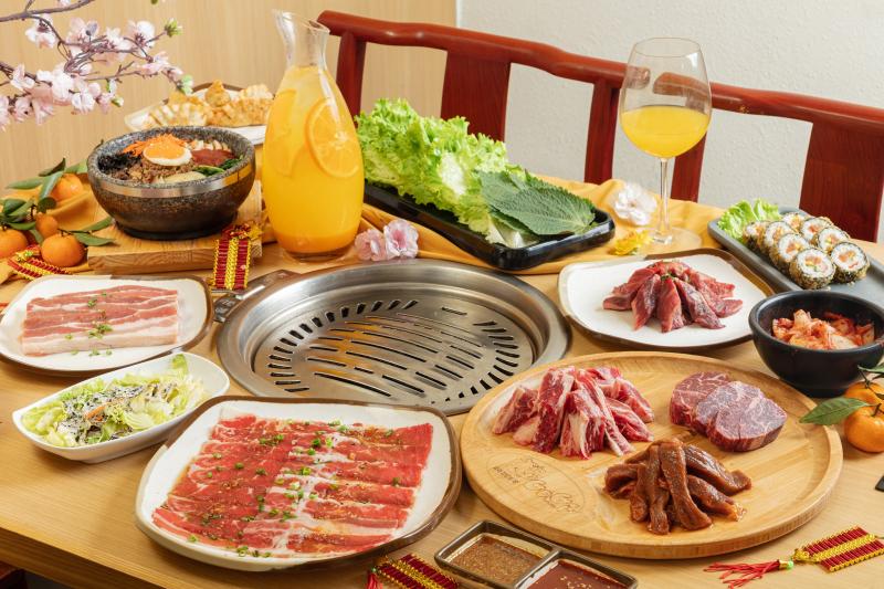 Top 7 Quán ăn Hàn Quốc ngon ở quận Phú Nhuận, TP. HCM